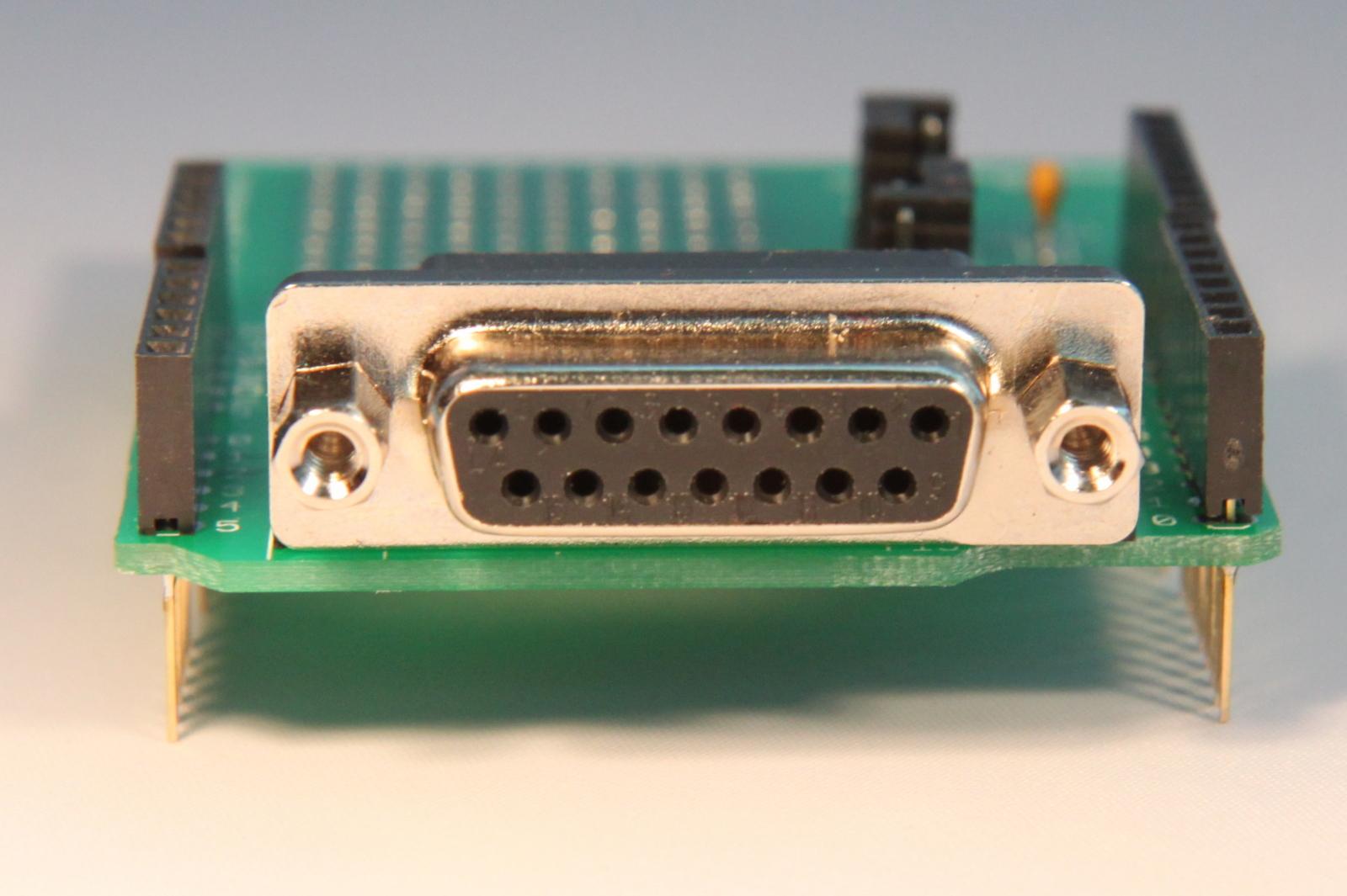 arduino joystick shield for pc game port joysticks rh lectrobox com