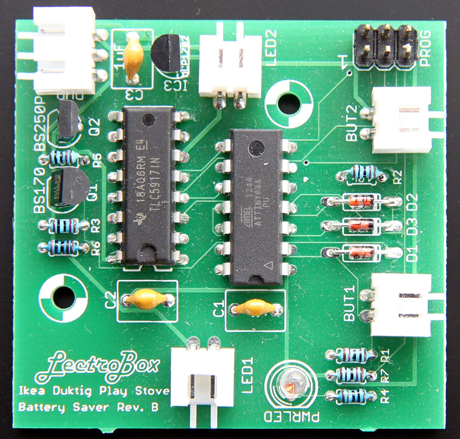 Ikea Duktig Play Stove Battery Saver And Replacement Buttons Electronic Circuit Board Toy Pcb Driver Previous